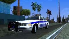 Ford Crown Victoria Police Interceptor 2008 для GTA San Andreas