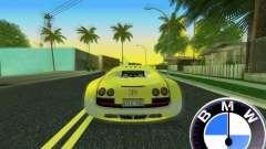 Спидометр BMW для GTA San Andreas