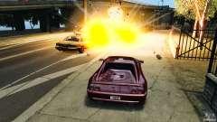 CarRocket v2 для GTA 4
