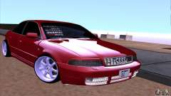 Audi S4 Light Tuning для GTA San Andreas