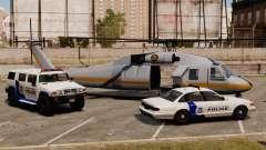 Министерство внутренней безопасности США для GTA 4