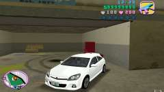 Opel Astra OPC 2006 для GTA Vice City