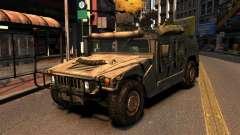 HMMWV M1114 для GTA 4