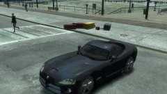 Dodge Viper srt-10 Coupe для GTA 4