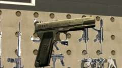 Пистолет Токарева ТТ