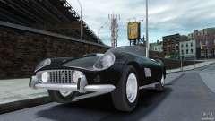Ferrari 250 California 1957 для GTA 4
