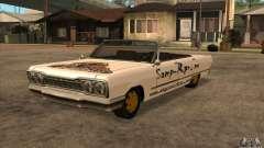 Покраска для Savanna для GTA San Andreas