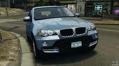 BMW X5 xDrive30i для GTA 4