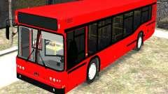 МАЗ 5295 v2.0 финал для GTA 4