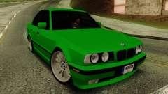 BMW E34 540i Tunable