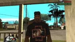 Футболка Rammstein v2 для GTA San Andreas