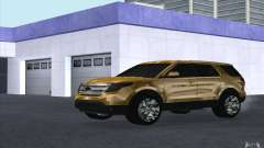 Ford Explorer Limited 2013 для GTA San Andreas