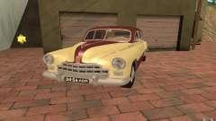 ГАЗ 12 ЗИМ для GTA San Andreas
