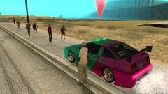 Авто мастер для GTA San Andreas