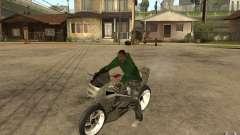 Streetfighter NRG 500 Snakehead v2