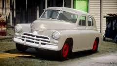 ГАЗ M20В Победа American 1955 v1.0