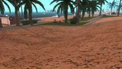 HQ Пляж v1.0 для GTA San Andreas