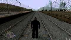 Русские Рельсы для GTA San Andreas