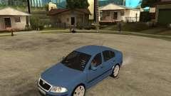 Skoda Octavia II. 2005 для GTA San Andreas