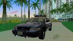 Ford Crown Victoria Police 2003 для GTA Vice City