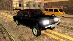 ВАЗ 2107 ZZ Style для GTA San Andreas