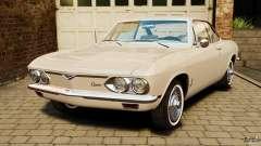 Chevrolet Corvair Monza 1969 для GTA 4