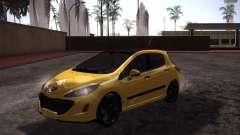 Peugeot 308 GTi 2011 для GTA San Andreas