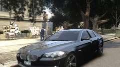 BMW 550i F10 для GTA 4