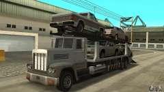 Автопарковщик для GTA San Andreas