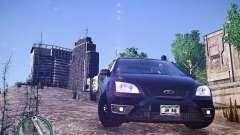 Ford Focus ST 2006 v1.1 для GTA 4