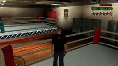 Советский спортзал для GTA San Andreas