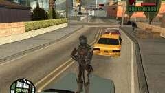 Костюм из игры Dead Space 2