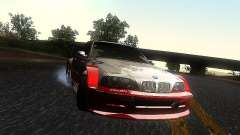 BMW M3 GTR1 для GTA San Andreas