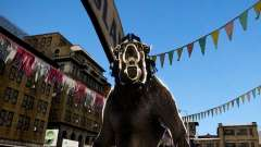 Werewolf from Skyrim для GTA 4