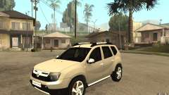 Dacia Duster 2010 SUV 4x4 для GTA San Andreas