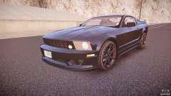 Saleen S281 Extreme Unmarked Police Car - v1.1 для GTA 4