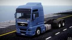 MAN TGX V8 6X4 для GTA 4