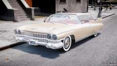 Cadillac Eldorado 1959 (Lowered) для GTA 4
