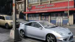 Toyota Celica для GTA 4