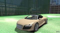 Audi R8 Spyder v10 [EPM] для GTA 4