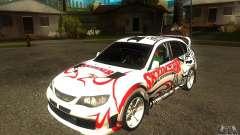 Subaru Impreza WRX STi Skyjacker из DiRT 2 для GTA San Andreas
