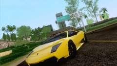 Lamborghini Murcielago LP670–4 SuperVeloce для GTA San Andreas