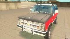 Chevrolet Blazer K5 Stock 1986