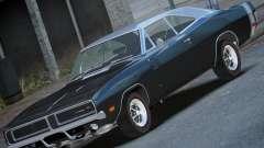Dodge Charger RT Stock [EPM] для GTA 4