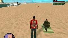 Боевик из COD Modern Warfare 2