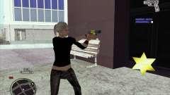 Пак оружия из GTA IV