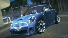 Mini Concept Coupe 2010 для GTA San Andreas