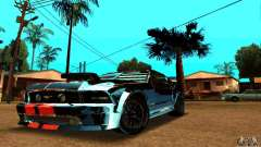 Ford Mustang Shelby GT500 From Death Race Script для GTA San Andreas