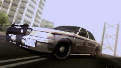 Ford Crown Victoria Royal Canadian Mounted Police для GTA San Andreas