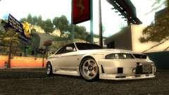 Nissan Skyline Nismo 400R для GTA San Andreas